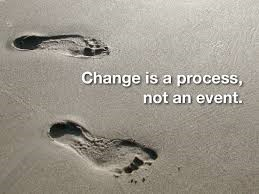 Changeisprocess
